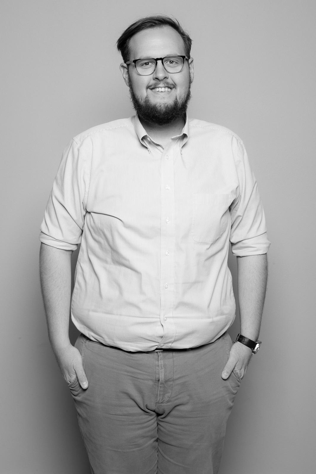 photo of Travis Anderberg